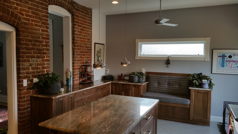 Ogden Kitchen Remodel by Prospect 30 Eight Construction